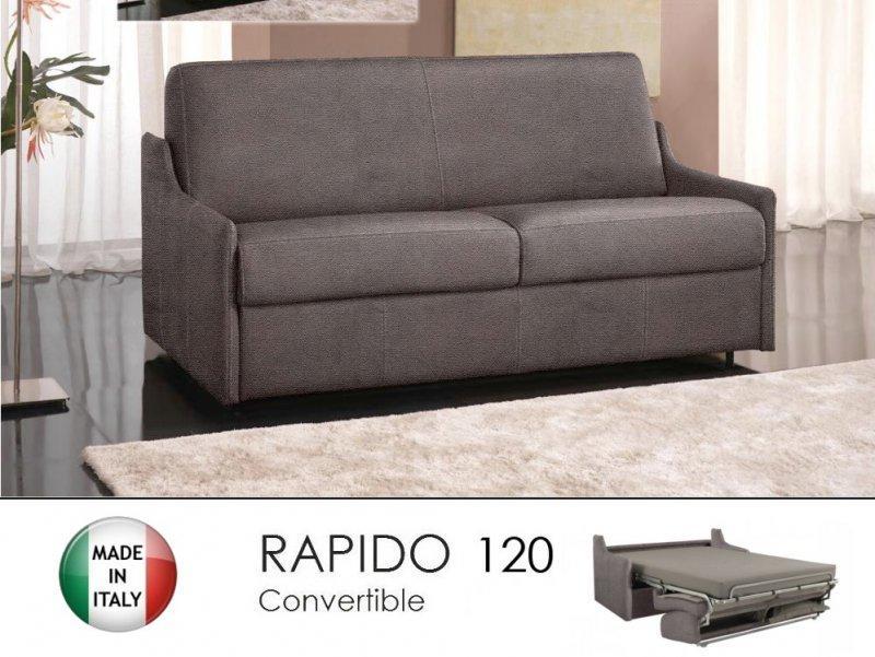 Luna 2 Convertible 120cm Ouverture Rapido Canapé 3 Places Lit VpMSUz