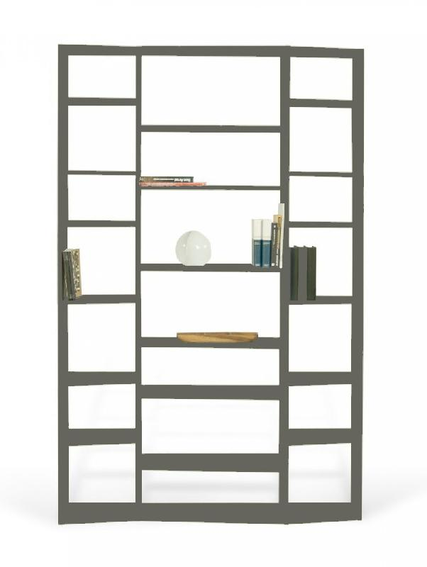Temahome valsa 2 bibliotheque design for Bibliotheque meuble habitat
