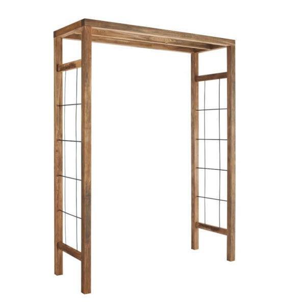 pergola en bois ikebana comparer les prix de pergola en bois ikebana sur. Black Bedroom Furniture Sets. Home Design Ideas