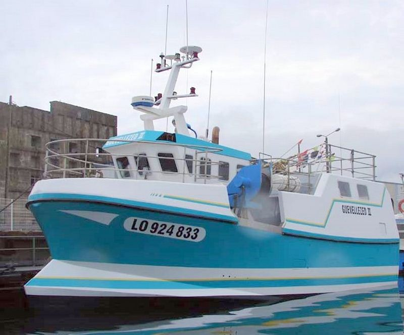 bateau de peche fileyeur