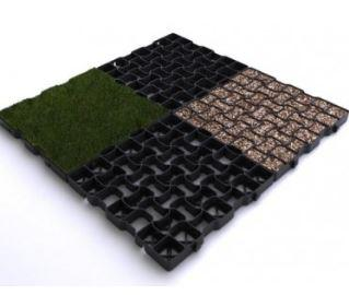 Dalle drainante geogrid - référence geogrid eco