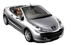 Location de voitures peugot 207 ou similaire cabriolet 2 portes - Voiture 3 portes ou 5 portes ...