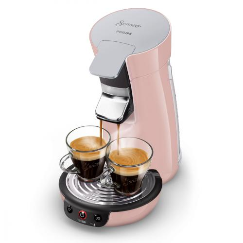 philips cafetiere a dosettes senseo viva cafe rose poudre. Black Bedroom Furniture Sets. Home Design Ideas