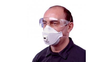 masque respiratoire 3m jetable
