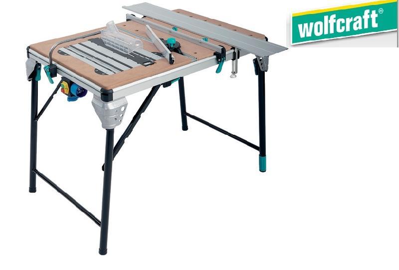 etabli wolfcraft master cut 2000 bande transporteuse caoutchouc. Black Bedroom Furniture Sets. Home Design Ideas