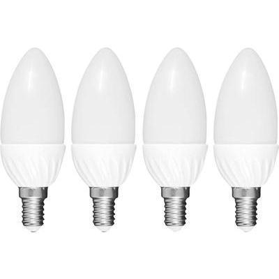 ampoule led unicolore m ller licht e14 3 w 26 w forme de. Black Bedroom Furniture Sets. Home Design Ideas
