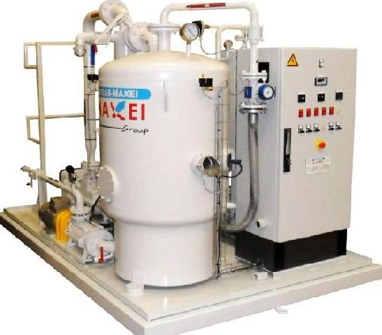 Appareil de traitement d'huile dielectrique