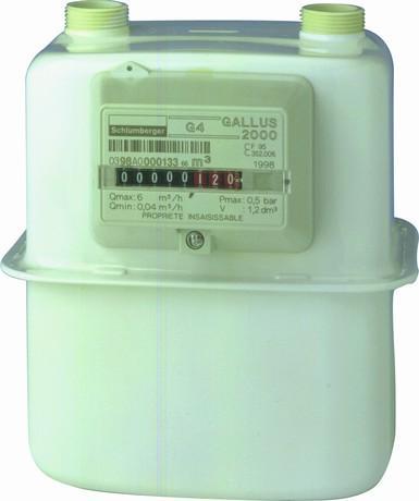 Compteur gaz - Compteur gaz individuel ...