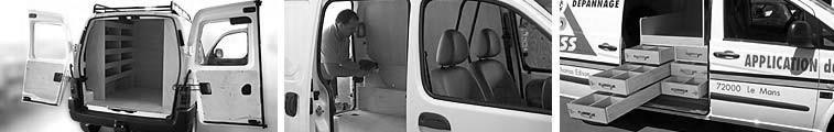 L 39 amenagement interieur bois de vehicule utilitaire for Amenagement interieur vehicule utilitaire