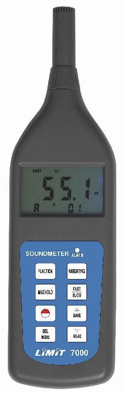 Sonométre digital limit li7000