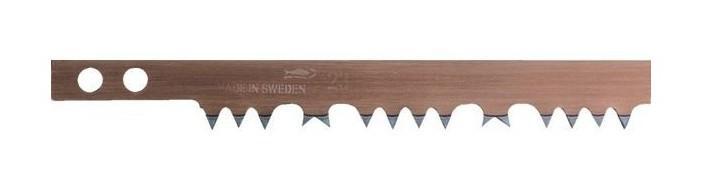 Lame de scie à denture isocèle Bahco 51-21 530mm