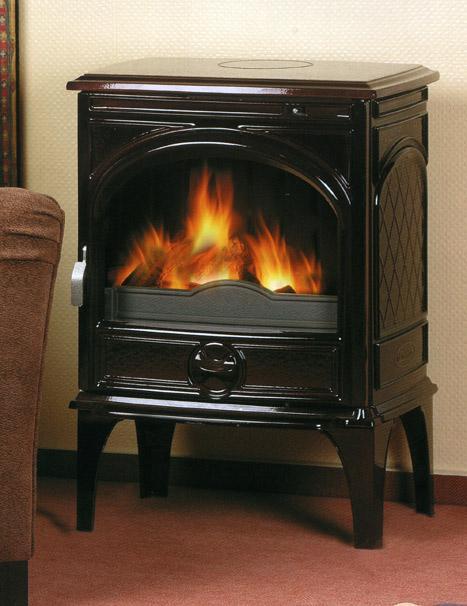 poele traditionnel en fonte dovre 425 cb. Black Bedroom Furniture Sets. Home Design Ideas