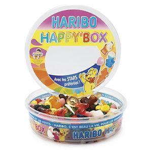 bo te de 600 gr de bonbon happy box haribo comparer les prix de bo te de 600 gr de bonbon. Black Bedroom Furniture Sets. Home Design Ideas