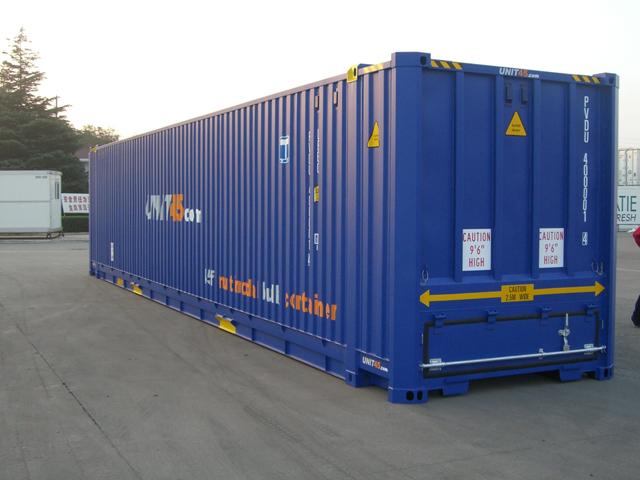 Prix d un container 40 pieds conteneur 10 pieds for Prix d un container maritime