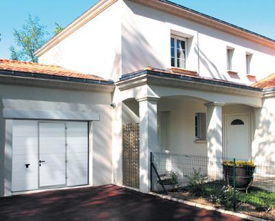 Novoferm habitat produits portes de garage sectionnelles for Novoferme porte garage sectionnelle