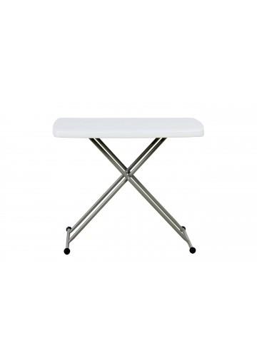 Table ajustable en hauteur 75x50cm eco 2 - Table ajustable en hauteur ...