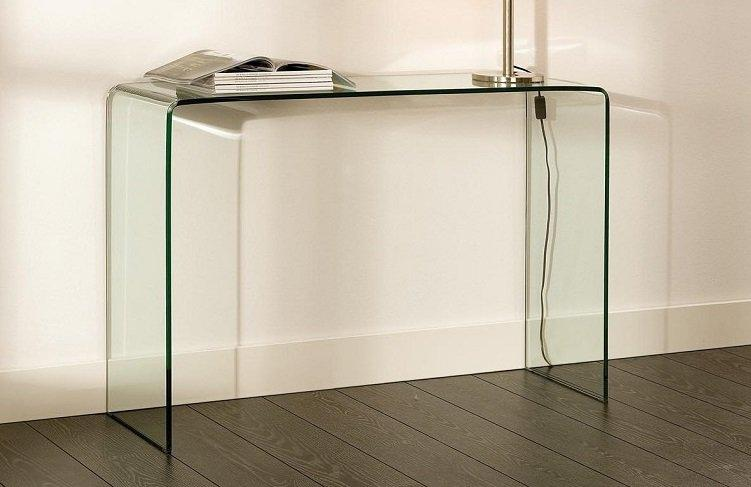 table console extensible habitat simple drawer console. Black Bedroom Furniture Sets. Home Design Ideas