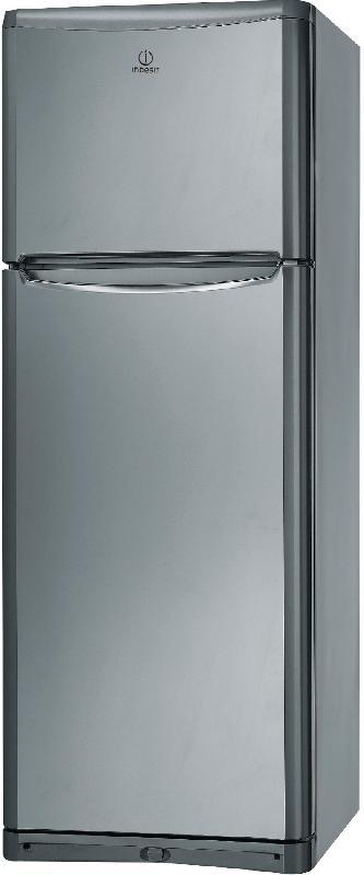 indesit refrigerateur 2 portes 70cm taan5vnx taan 5 vnx inox. Black Bedroom Furniture Sets. Home Design Ideas