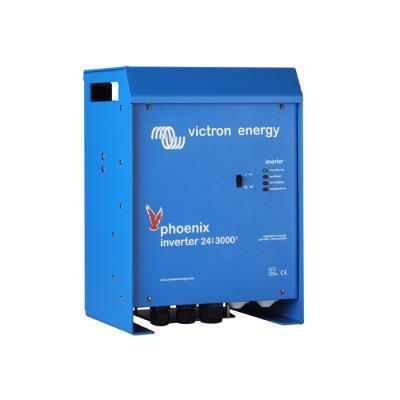 ONDULEUR VICTRON  PHOENIX INVERTER 3000 PUR SINUS  230VAC/50HZ 3000W 12V