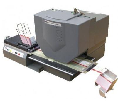 Machine à hologramme h21mcartes, pour cartes plastiques