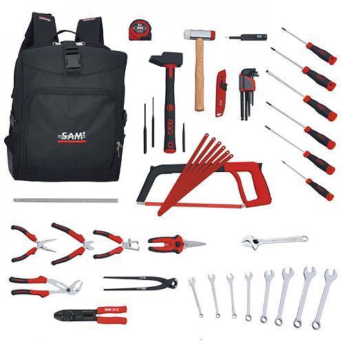 Sacoches et sacs outils sam outillage achat vente de - Sac a dos porte outils ...