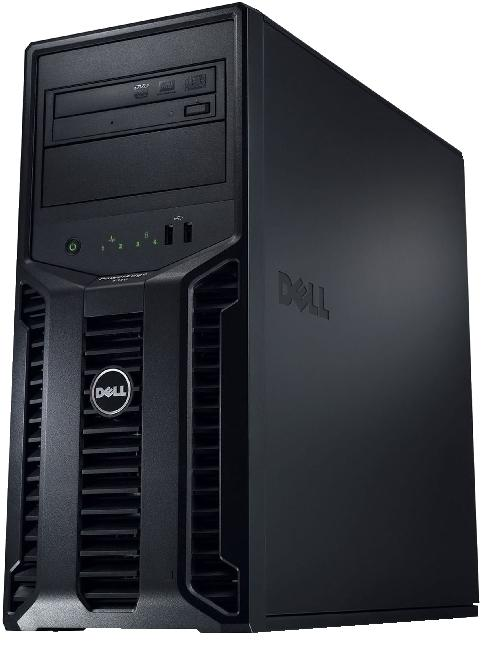 SERVEUR POWEREDGE T110II DELL XEON E3-1220V2/8GO/2TO/SANS OS