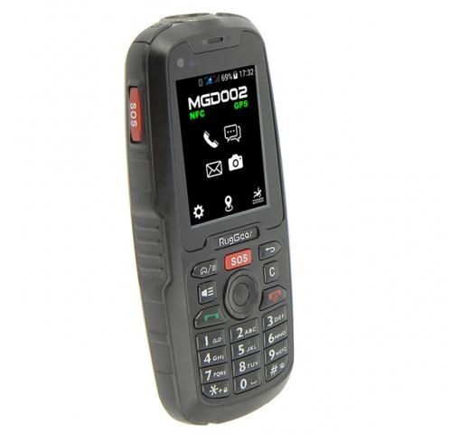 Téléphone gsm pti mgd002