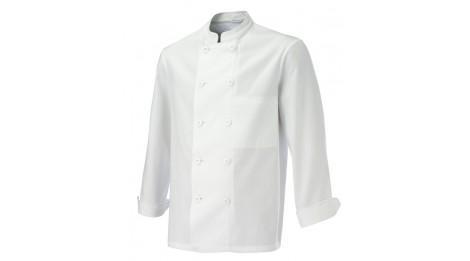 veste de cuisine homme 100 coton premium molinel tailles vetements xs. Black Bedroom Furniture Sets. Home Design Ideas