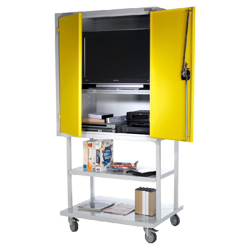 Meuble armoire informatique armoire ordinateur ouverte for Meuble armoire informatique