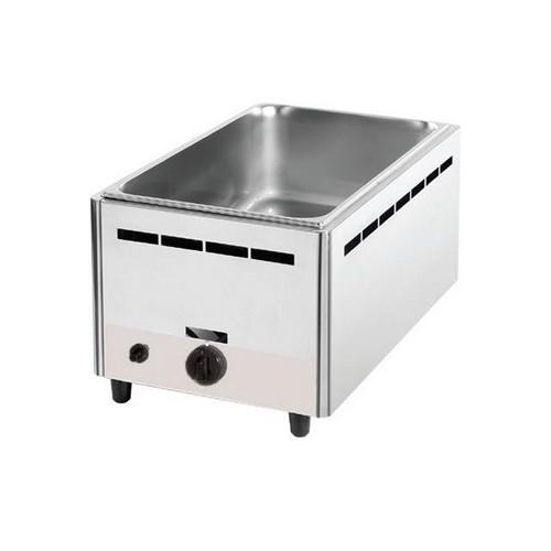 BAIN MARIE DE TABLE GAZ GN1/1 150 MM