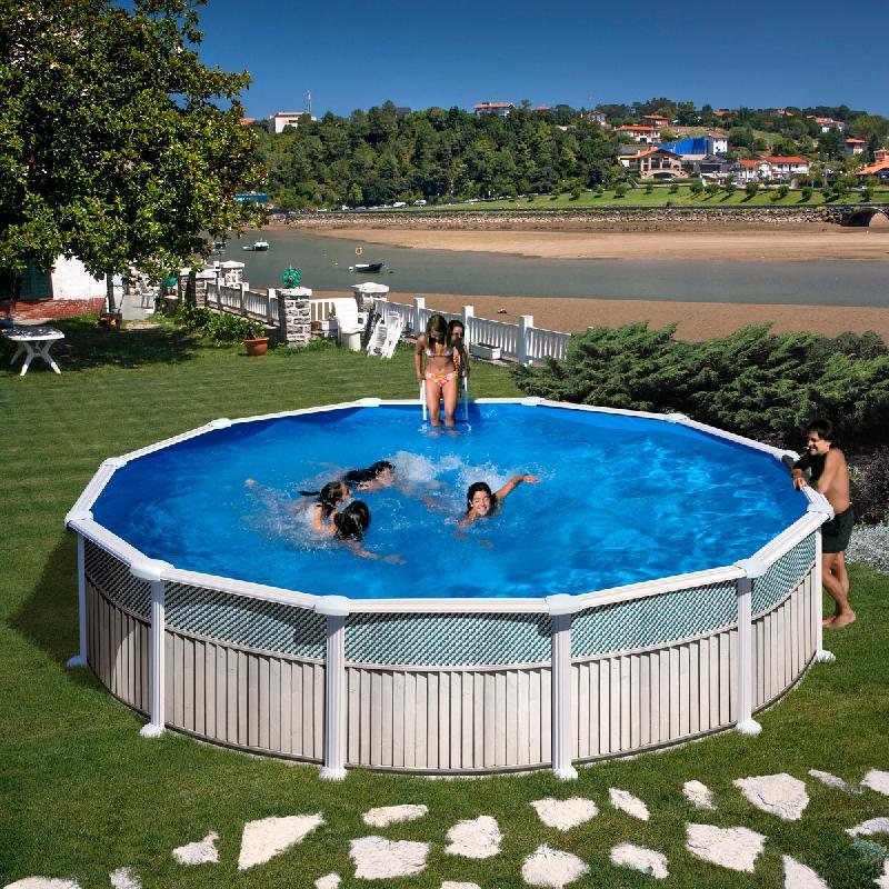 piscine gre acier ronde avec filtre sable comparer les prix de piscine gre acier ronde avec. Black Bedroom Furniture Sets. Home Design Ideas