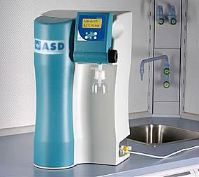 Purificateur d'eau - genpure, pour laboratoire
