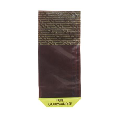 SAC BONBONS CHOCOLAT 10 X 22 CM
