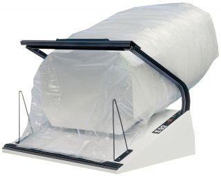Nouveaute ! bobine 15 kg gaine tubulaire microperforée pe 50% recyclé pour vêtements et linges