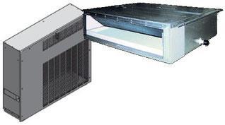 climatisation mono split gainable eadkv12 groupe encastre. Black Bedroom Furniture Sets. Home Design Ideas