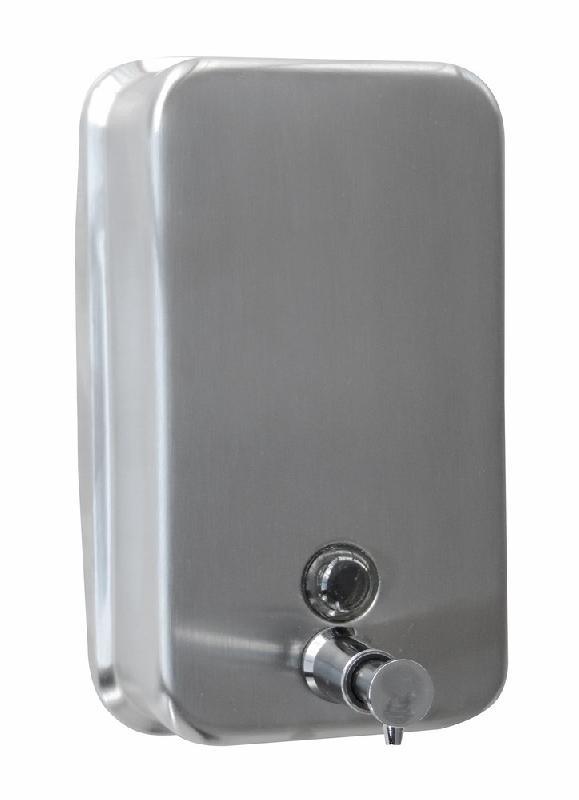 Distributeur de savon en acier inox - 460220