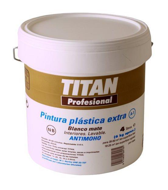 TITAN PLASTIQUE SPÉCIAL MATÉ LISSE A1 (15 L)