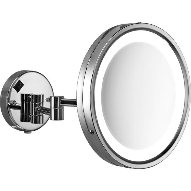Miroirs de salle de bain gedy achat vente de miroirs for Miroir orientable
