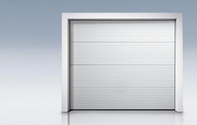 Crawford sea produits portes de garage sectionnelles - Porte de garage a refoulement plafond ...