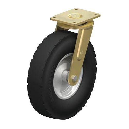 roulette pivotante forces 350 525 kg comparer les prix de roulette pivotante forces 350. Black Bedroom Furniture Sets. Home Design Ideas