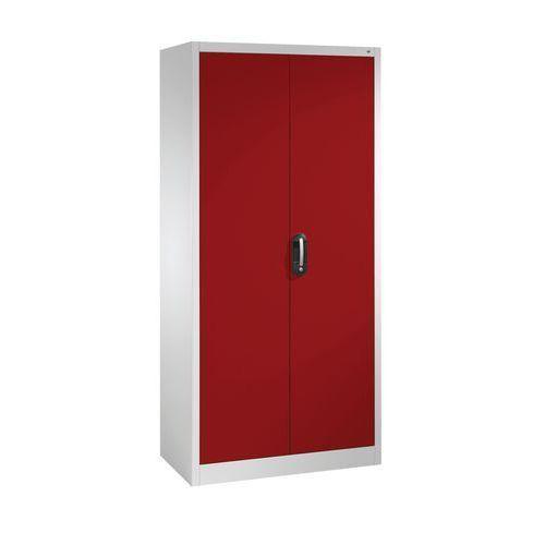 armoire pour outils deux portes battantes comparer les. Black Bedroom Furniture Sets. Home Design Ideas