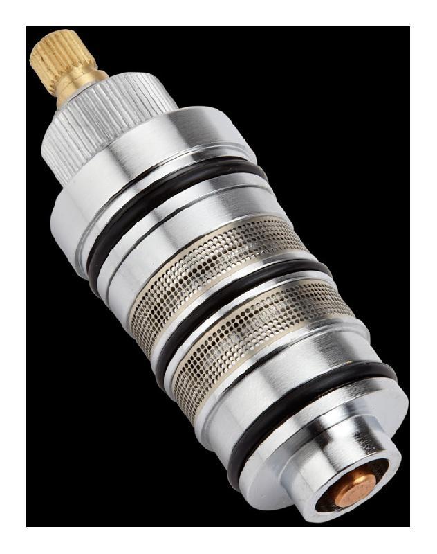 Accessoires robinetterie et vannes hudson reed achat - Cartouche thermostatique pour colonne de douche ...