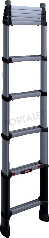 quincaillerie portalet produits echelle telescopique. Black Bedroom Furniture Sets. Home Design Ideas