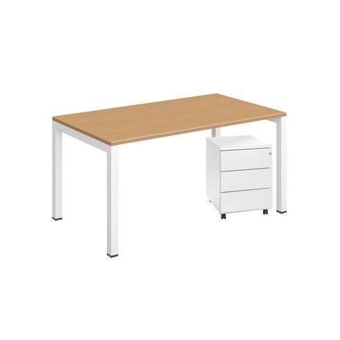bureaux avec caissons clairefontaine achat vente de bureaux avec caissons clairefontaine. Black Bedroom Furniture Sets. Home Design Ideas