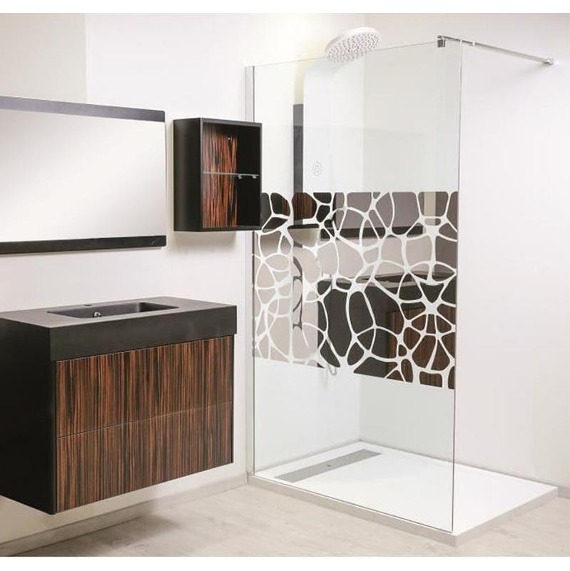 ecrans et parois de douche evidence achat vente de. Black Bedroom Furniture Sets. Home Design Ideas