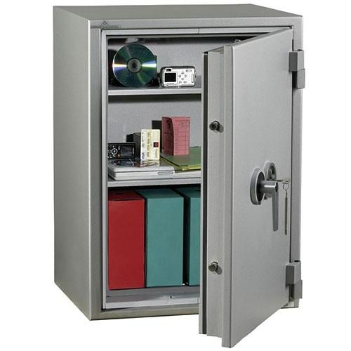 coffre fort ignifuge 1h 253l serrure a cle a2p. Black Bedroom Furniture Sets. Home Design Ideas