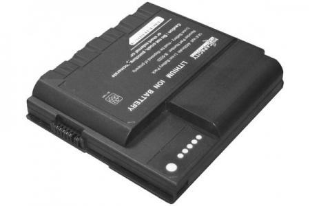 CUC-930060 - BATTERIE LI-ION POUR PORTABLE COMPAQ ARMADAM700 / PROSIGNIA170