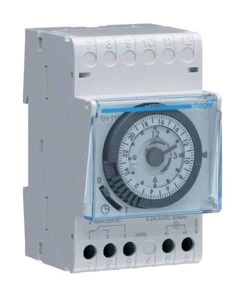 Interrupteurs programmables comparez les prix pour professionnels sur page 1 - Horloge tableau electrique ...