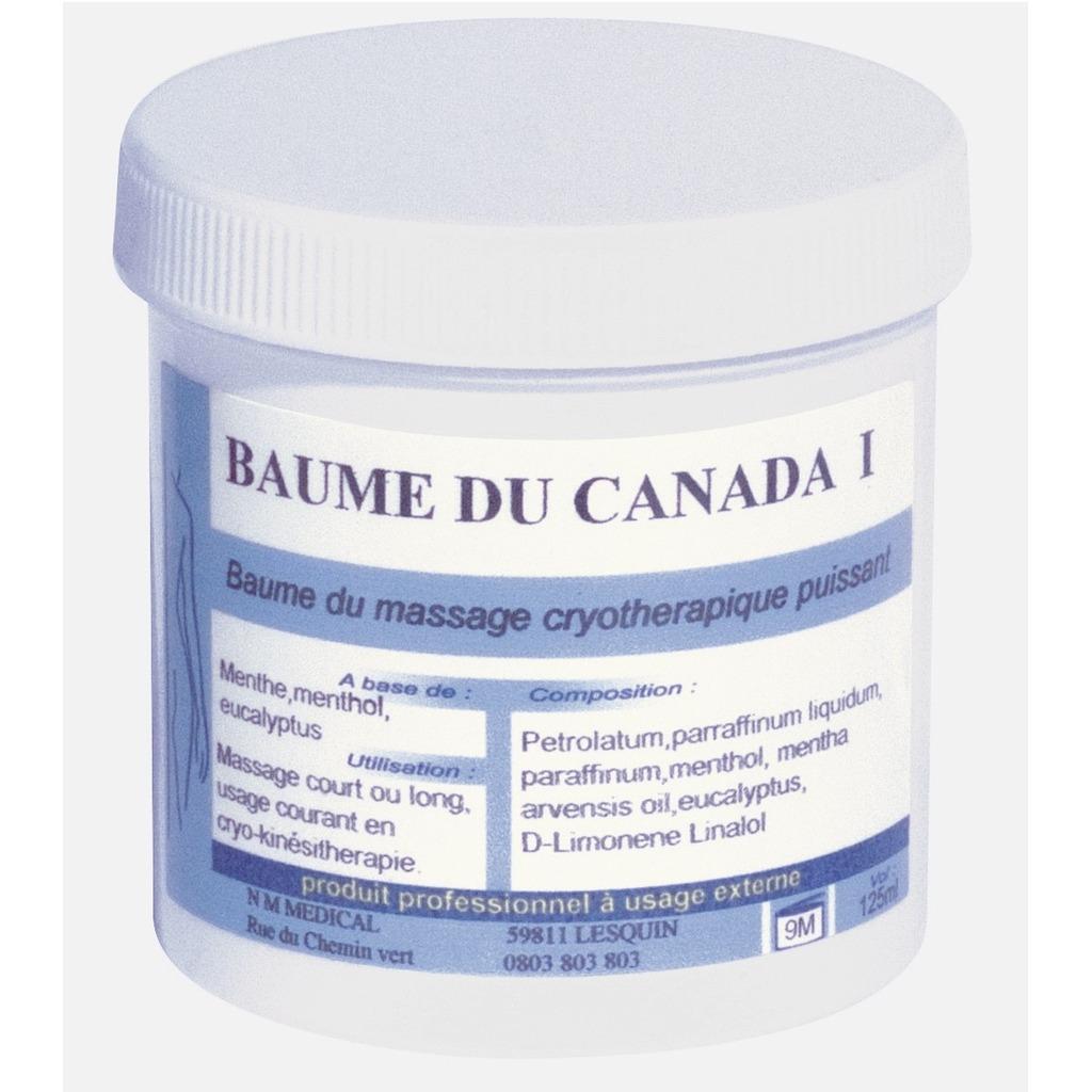 BAUME DU CANADA - POT DE 100 ML