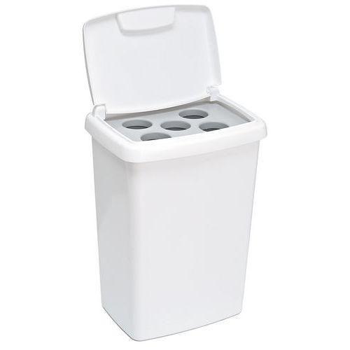 poubelle gobelets 50l 5x comparer les prix de poubelle gobelets 50l 5x sur. Black Bedroom Furniture Sets. Home Design Ideas